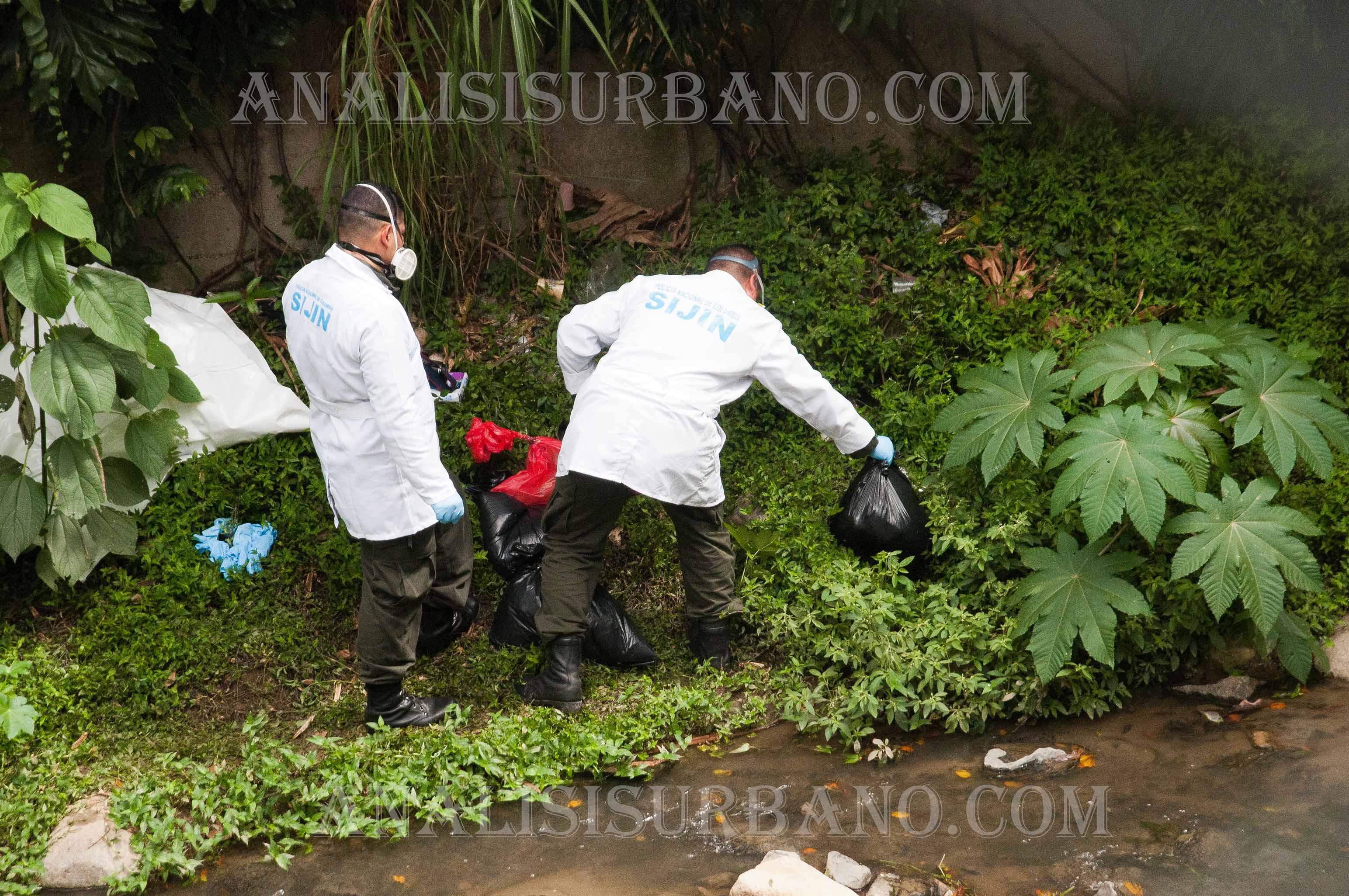 Encuentran partes de mujer descuartizada en Comuna 13 ...